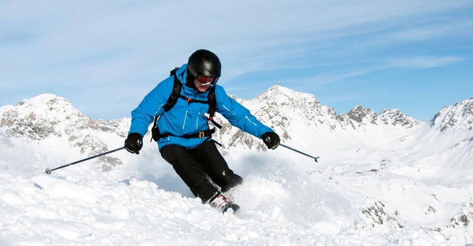 Wintersport - Die richtige Ausrüstung ist das A und O