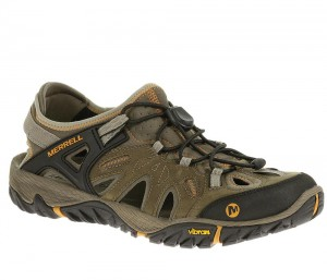 Merrell All Out Blaze Sieve Laufsandale