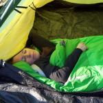 Testbericht Schlafsack Mammut Kompakt 3-Season