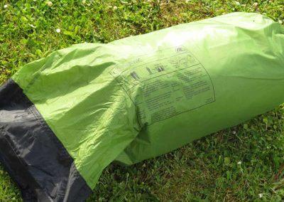 Robens Goshawk Packsack-mit-variablem-Rollverschluss