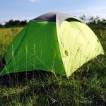 Testbericht Trekkingzelt Salewa Denali IV