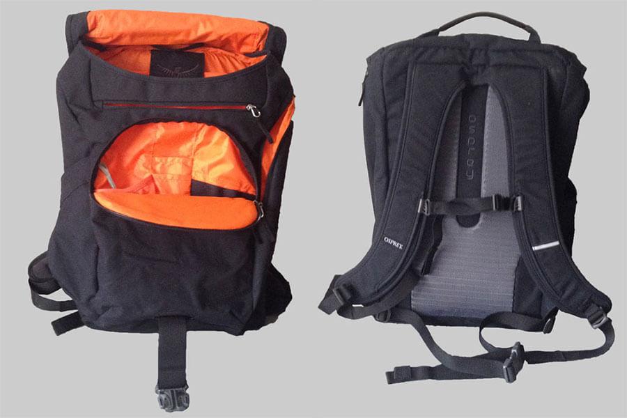 Testbericht Daypack Osprey Flap Jack Pack