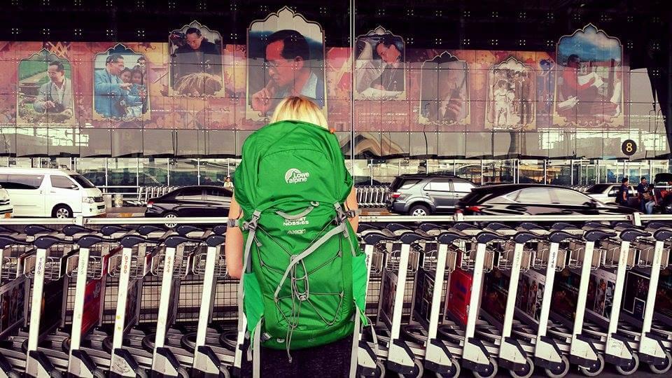 Auf Reisen ist der Rucksack euer Reisebegleiter, euer Zuhause. Wählt ihn also mit Bedacht aus!