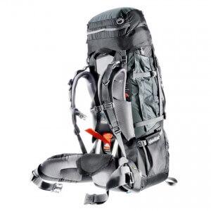 Trekkingrucksack Deuter Aircontact Pro 60 + 15 Rücken
