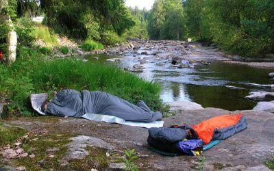Die besten Tipps für eine warme Nacht im Schlafsack