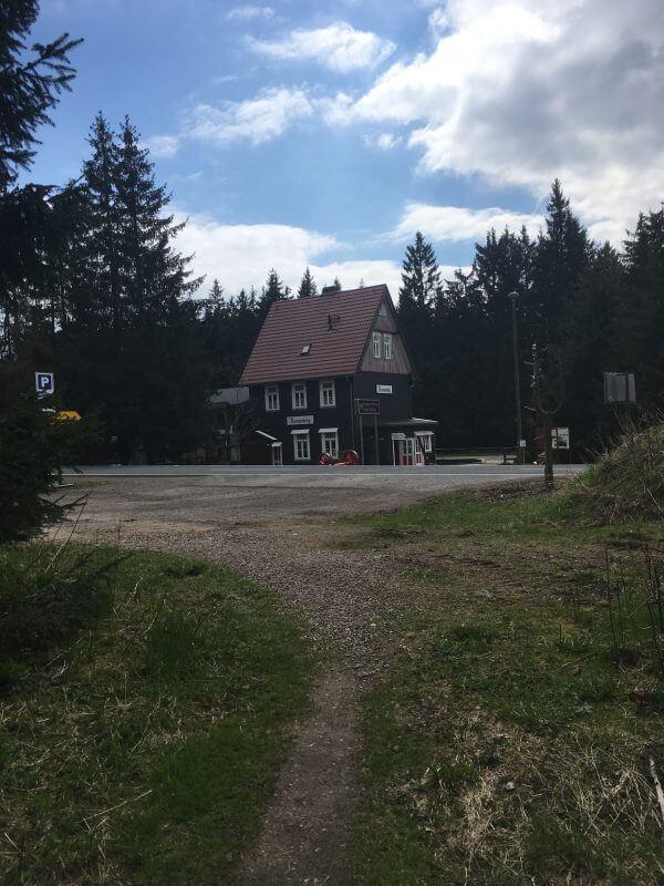 Bahnhof Rennsteig