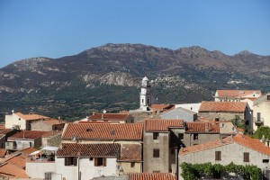 Fernwanderweg GR 20 auf Korsika. 2. Etappe vom Refuge d´Ortu di u Piobbu zum Refuge de Carozzu