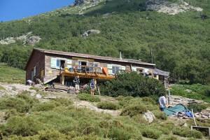 Fernwanderweg GR 20 auf Korsika. 3. Etappe vom Refuge de Carozzu nach Haut Asco / Altore
