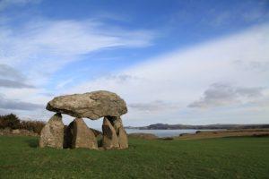 Etappe 12 Pembrokeshire Coast Path Aber Draw Pwell Deri