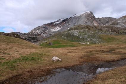 Dolomiten-Höhenweg 1. Zweite Etappe von der Seekofelhütte zur Faneshütte / Lavarellahütte