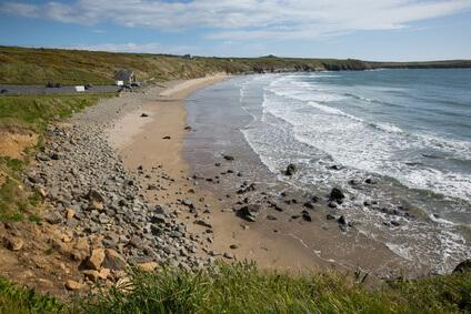 Etappe 7 Pembrokeshire Coast Path Dale St.Bride´s Haven