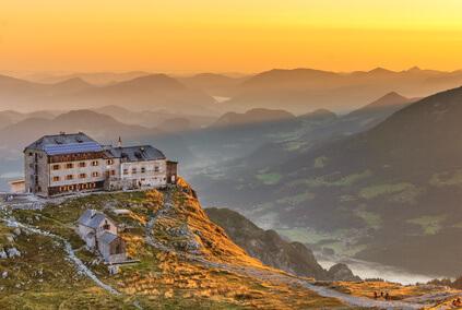 Klettersteigset Watzmann : Die watzmann Überschreitung der könig unter den gipfeln
