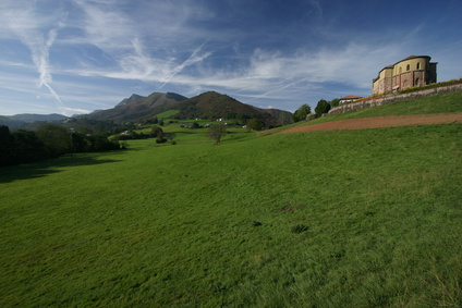 Bidarray ist das Ziel der fünften Etappe. Der Pyrenäen-Fernwanderweg GR 10 ist auch optisch ein absolutes Highlight