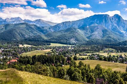 Die Tatra-Überschreitung ist geglückt, das Ziel ist erreicht.