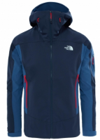 North Face water ice jacket