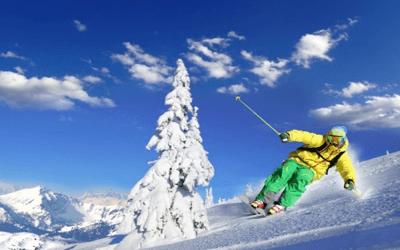 Sicherheitsausrüstung für den Wintersport