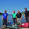 4 Männer in Kanada