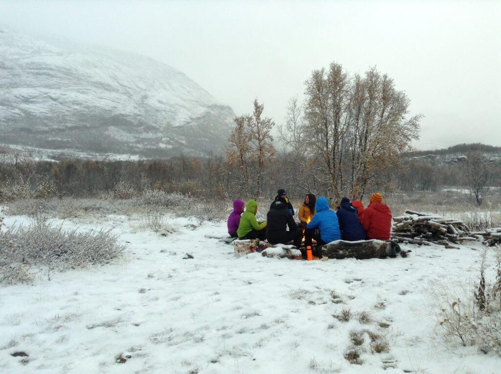 Kungsleden in Lappland