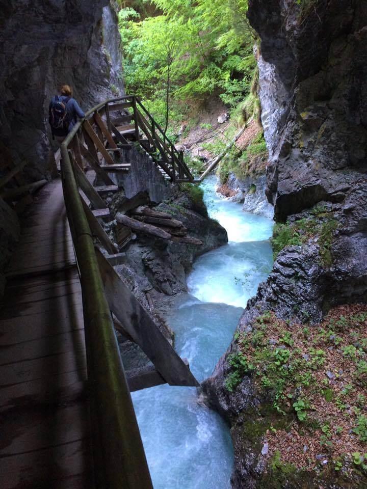 Wolfsklamm in Stamm, Tirol