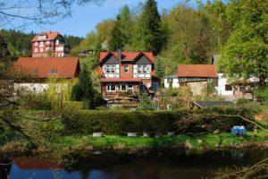 Kleines Haus in Altenbrak