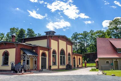 Etappe 4 Kammweg - der Museumskomplex Saigerhütte