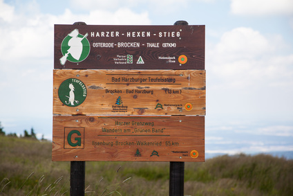 Wanderbericht: Harzer Hexenstieg