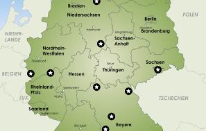 Top Wanderwege in Deutschland