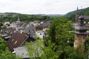 Der Eifelsteig Etappe 4 mit Ziel in Gemünd am Nationalpark Eifel