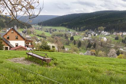 Etappe 9 Kammweg - von Oberwiesenthal nach Rittersgrün