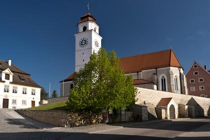 Altmühltal-Panoramaweg Etappe 4 - das schöne Dollnstein