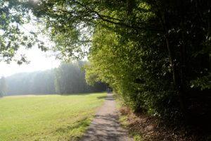 Hochrhöner Etappe 1 - durch eine tolle Landschaft zumr ersten Etappenziel, Stralsbach