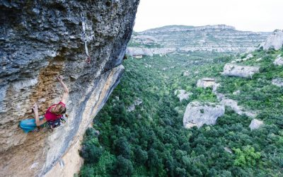 Interview mit einer Weltmeisterin im Klettern