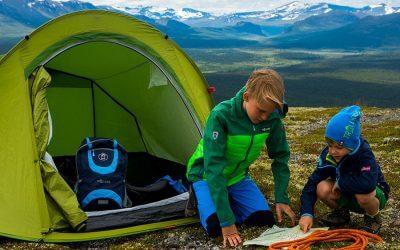 Trollkids – robuste Outdoor Mode für Kinder