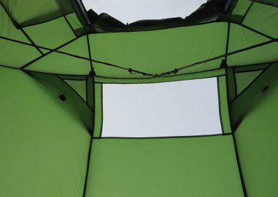 Vango-Galaxy-300-Diamond-Clear-Fenster-im-Dach-im-Vorraum