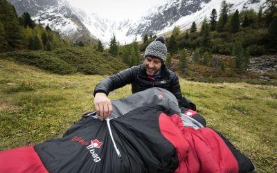 Grüezi bag – Schlafsäcke mit optimalem Schlafkomfort