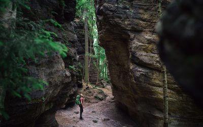 Forststeig – Felsen, Festung und tolle Fernblicke