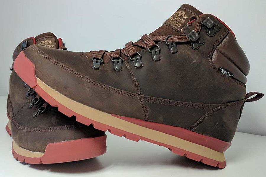 Produkttest Winterschuh The North Face Back to Berkley Redux Leather