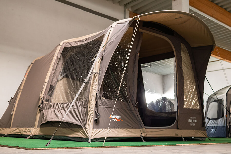 Video Produktvorstellung – Vango Utopia Air TC 500