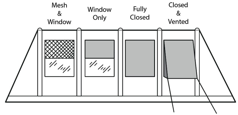 Vango Window