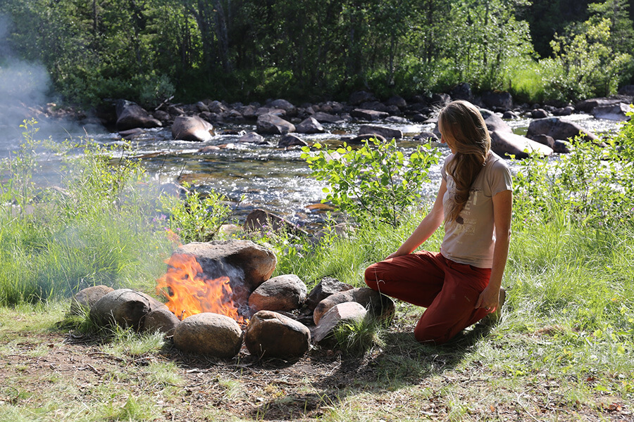 Abenteuer Überleben in Norwegen
