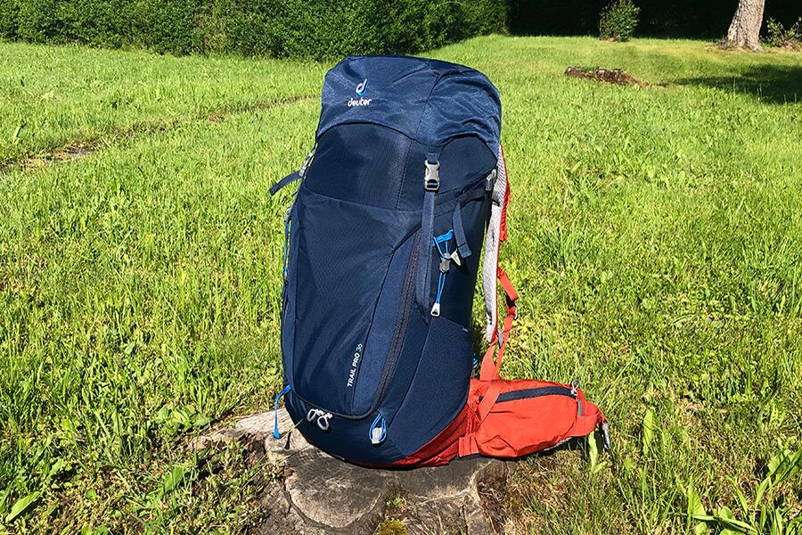 Testbericht – Deuter Trail Pro 36