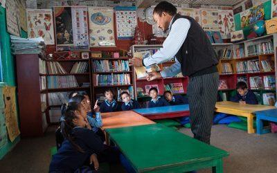 Spendenaktion von Keen & Sherpa