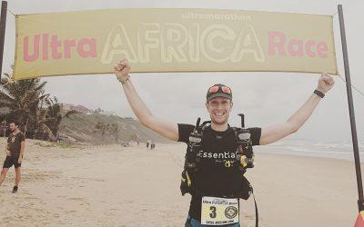 Zweiter beim Ultra AFRICA Race in Mosambik