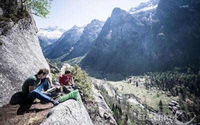 Packliste Alpinklettern