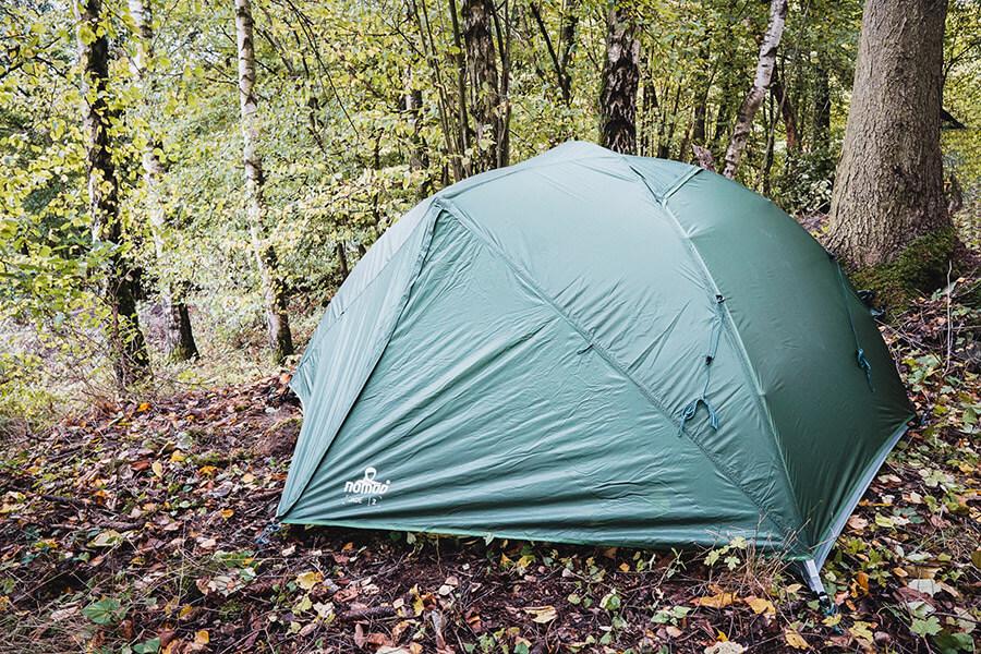 Jade Tent 2 mit Außenzelt