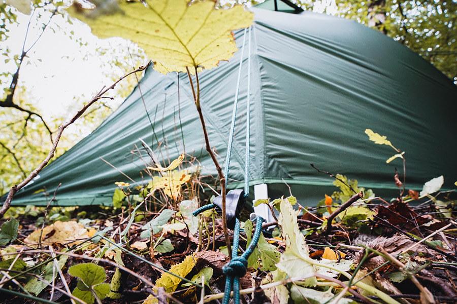 Spannleine des Jade Tent 2