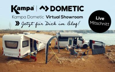 MITSCHNITT: Stromversorgung auf dem Campingplatz