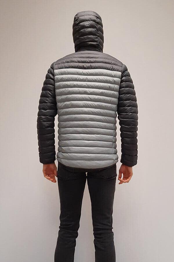 Rückseite der Vaskye Jacket Men