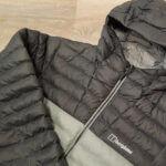 Vaskye Jacket Men mit farblich abgesetzten Ärmeln und Kapuze