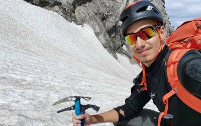 Sicherheit am Berg – #helmetup
